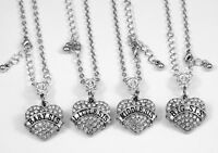 Four Sisters Necklace Set Sisters Gift Sisters chain Four Sisters Present  Siste