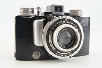 Cornu Reyna Cross III 35mm Film Camera with 45mm lens and Case AS IS V00