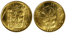 200 Lire 1995 Sviluppo Repubblica San Marino §847