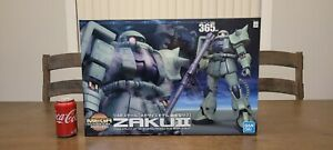 Bandai Mobile Suit Gundam Mega Size Model Zaku II Scale 1:48