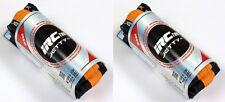 IRC Jetty Plus 700x23c Road Bike Clincher Folding Tire Orange (pair)