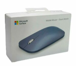 OEM Original Microsoft Surface Mobile Mouse Wireless Computer Ice Blue KGY-00041