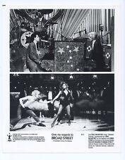 1984 GIVE MY REGARDS TO BROAD STREET Original 8x10 PAUL McCARTNEY