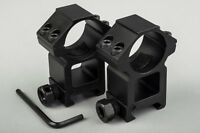 PAO® TRZJ-27 'Match Grade' Scope Mounts for 25mm (1″) diameter scopes.UK Supply