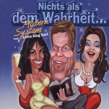 Modern System Nichts als dem Wahrheit.. (2003, feat. Lotto King Karl) [Maxi-CD]
