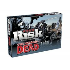 The Walking Dead Risk Board Game Survival Edition 2 to 5 Players