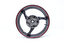 08-09 SUZUKI GSXR750 OEM REAR BACK WHEEL RIM