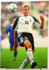 Alexander Zickler + Fußball Nationalspieler DFB + Fan Big Card Edition B475 +