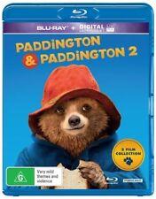 Paddington / Paddington 2 (Blu-ray, 2018, 2-Disc Set)