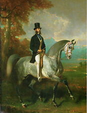 THE MAJESTY OF THE CENTAURS: The Equestrian Portrait in Western Painting 1st Ed.