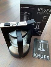 KRUPS Kaffeemaschine KM 468910 / T8 *** neuwertig OVP *** mit Rechnung ***