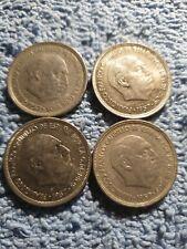 1957 5 PTAS COIN