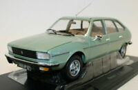 Norev 1/18 Diecast Metal Model Car 185265 - 1978 Renault 20 TS - Algues Green
