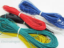 Branded 20 meter Multistand wires for DIY Electronics Projects, 1.2 mm Thickness