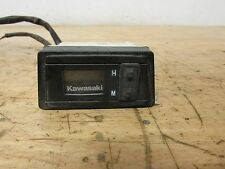 94-06 KAWASAKI ZG1000 ZG 1000 CONCOURS DIGITAL CLOCK 25030-1002 2000