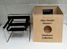 B3 Wassily Chair Vitra Design Museum Miniatures Collection MOMA Exclusive MIB