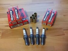 CITREON 4x C3 1.6i y2002-2016 = High Performance Argento Lgs UPGRADE CANDELE