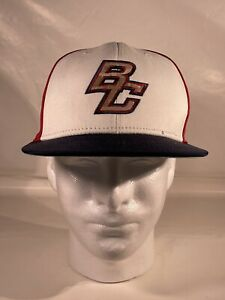 Boston College baseball cap, red white and blue support our troops 7 1/8