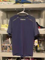 1Nike Tech Pack Reflective Black Running Shirt BV5713-010 Mens Size SMALL $90.