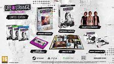 Life is Strange Before the Storm Edicion Limitada PS4 XBOX ONE PC ESPAÑOL NUEVO