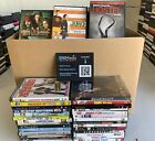 LOT OF 120 DVD MOVIES - 120 BULK DVDS - USED DVD MOVIE LOT - WHOLESALE For Sale