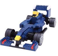 Nanoblock Formula Race Car Building Kit 400 Pcs Micro Sized Building Block NEW
