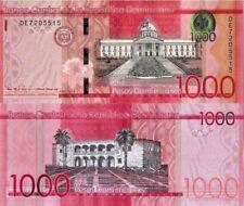 DOMINICAN REPUBLIC 1000 Pesos, 2016, P193, Redesigned and New Signature, UNC