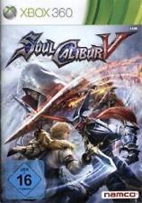 Xbox 360 Soul Calibur V 5 estrenar