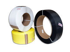 Plastic Strapping 48M.65.A180 Polypropylene Coil,8000 ft, Pk 24