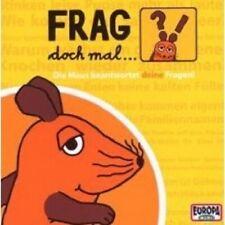 "DIE MAUS ""03/FRAG DOCH MAL TEIL 3"" CD NEU"
