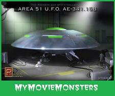 PEGASUS Area 51 UFO Martian Alien Flying Saucer Space Ship 1/72 scale model kit
