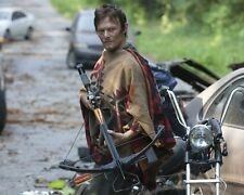 The Walking Dead Daryl Dixon Arco 10x8 Foto