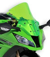 Pare Brise Bulle Ermax Aeromax TO KAWASAKI ZX 10 R Ninja 2011/2015 Vert