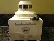 New Side View Smoke Detector Camera ST-150WC FREE SHIPPING !!!