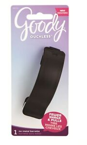 GOODY - Ouchless No-Metal Barrette - 1 Count
