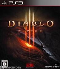 Used PS3 Diablo 3 III SONY PLAYSTATION 3 JAPAN JAPANESE IMPORT