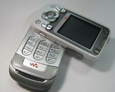 Sony Ericsson W550i White (Ohne Simlock) 3BAND 1,3MP Radio Walkman OVP TOP