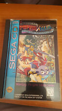 Popful Mail (Sega CD) Working Designs - COMPLETE AND AWESOME CONDITION!! @_@ @_@