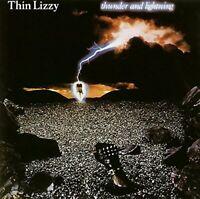 Thin Lizzy - Thunder and Lightning [CD]