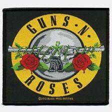 "Guns 'N ROSES ""Classic Logo"" Patch/ricamate 602101 #"