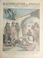 WWII Settimanale - Illustrazione del Popolo N. 51 - Siluramenti dal Cielo - 1942