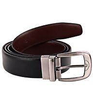 Genuine Leather Reversible Fashion Belt Formal for Men Gift For Dad