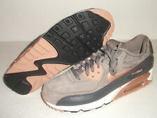 official photos c9759 aa7f6 New Nike Air Max 90 Leather Running, Women s Size 11, Iron Metallic, 768887