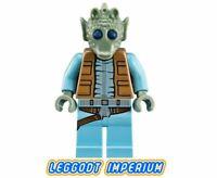 LEGO Minifigure Star Wars Greedo - Bounty Hunter sw Minifig FREE POST