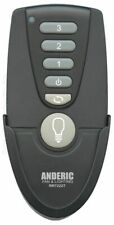 NEW ANDERIC Remote Control for  26668, 68ATR, Altura 68 in Ceiling Fan