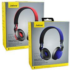 Genuine Jabra Move Wireless Stereo Bluetooth On-Ear Headphones Headset Handsfree