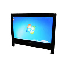 "Lenovo ThinkCentre Edge 91z AIO PC i5-2500S CPU 500 GB HDD 4G RAM  21.5""  Win 7"