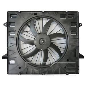 Radiator Condenser Cooling Fan for CHEVY Traverse 3.6L V6 2018-2020