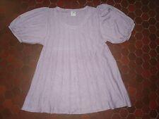 T-shirt lavande femme JACQUELINE RIU taille 40 / 42