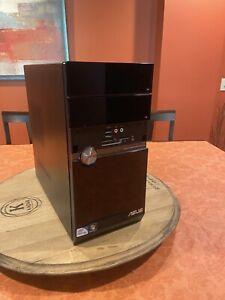 Asus Essentio CM5570 Intel Pentium Dual Core E5300 2.6GHz 6GB RAM DVD-RW